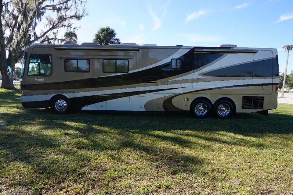 2005 Holiday Rambler Imperial 42 PBQ Motorhome Stock # 5066